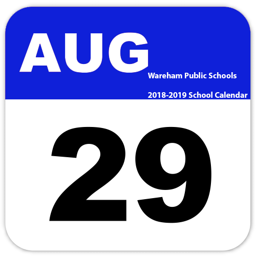 District Calendar 2018-2019