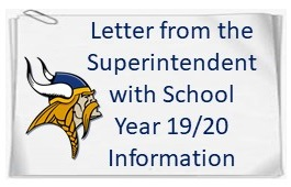 19/20 School Year Information