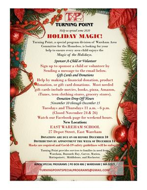 Turning Point Holiday Magic