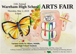 WPS 11th Annual Arts Fair