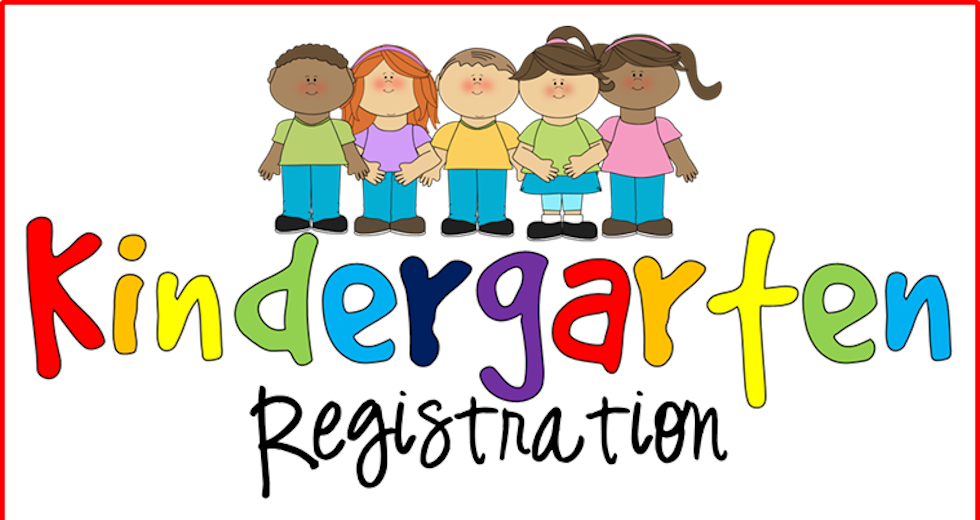 Kindergarten Registration 2018-2019 Packet and Application