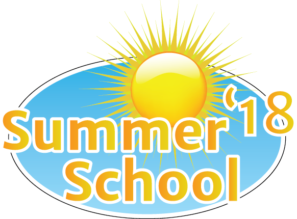 Summer School 2018 Information