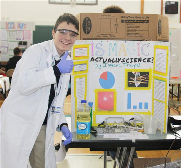 WMS Science Fair 2018 Photos